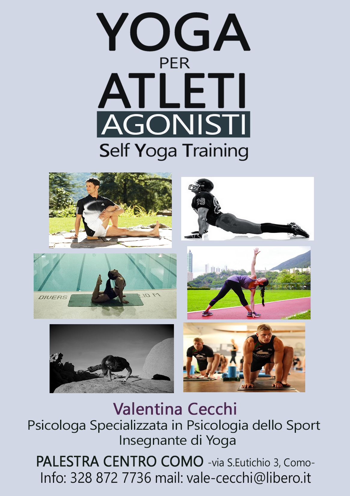 Volantino A5 Yoga Atleti -2