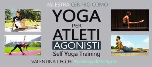 Novità: Yoga per Atleti Agonisti
