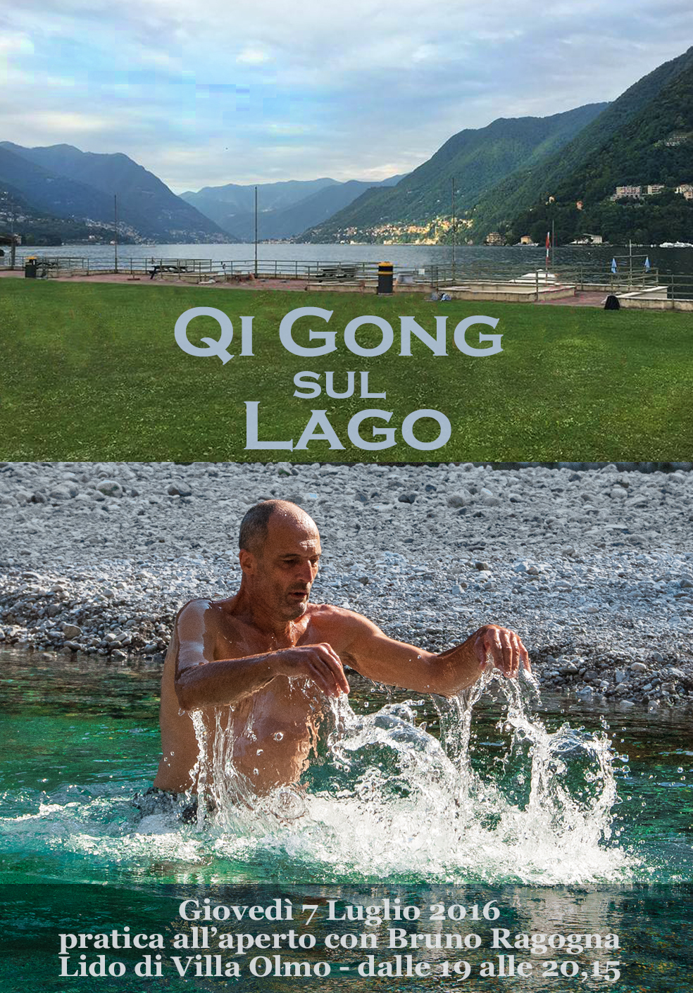 Qi Gong al Lido 2016