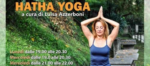 Hatha Yoga: nuovi orari!