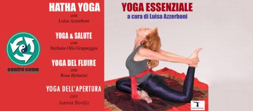 Nuovi corsi di Yoga